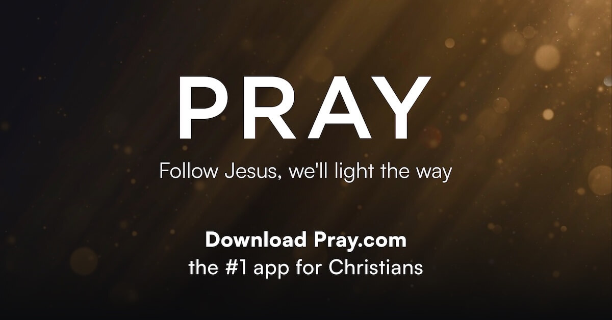 Pray: The World's #1 Prayer App & Website